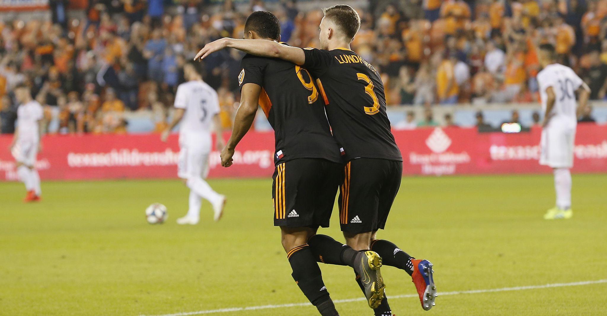 Dynamo, Real Salt Lake play to draw in MLS opener