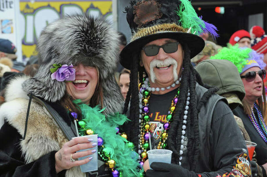 PHOTOS | Wordi Gras redneck tradition rolls in Worden — 75