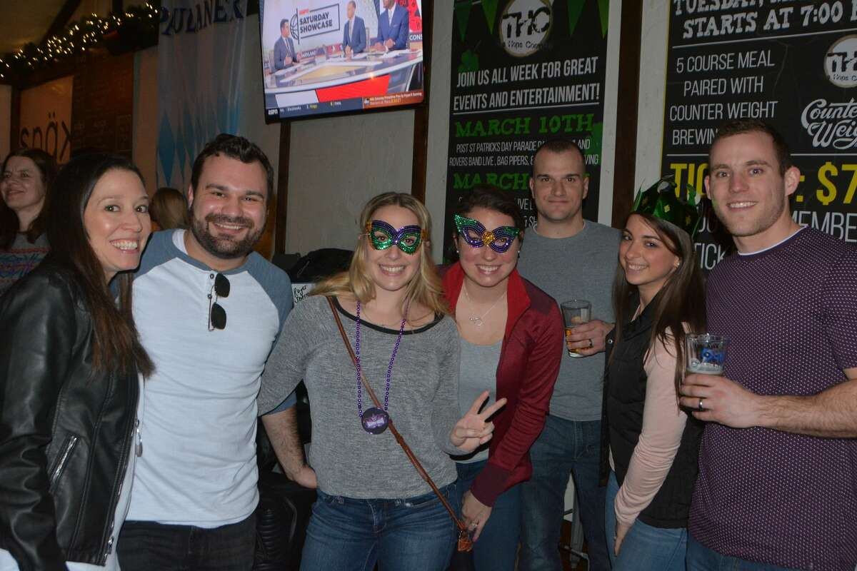 The Hops Company in Derby celebrated Mardi Gras on March 2, 2019 with a Fire, Ice and Funk party. Guests enjoyed an ice luge, drink specials, prizes, giveaways and music. Were you SEEN?