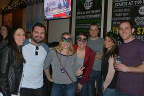 The Hops Company in Derby celebrated Mardi Gras on March 2, 2019 with a Fire, Ice and Funk party.Guests enjoyed an ice luge, drink specials, prizes, giveaways and music. Were you SEEN?