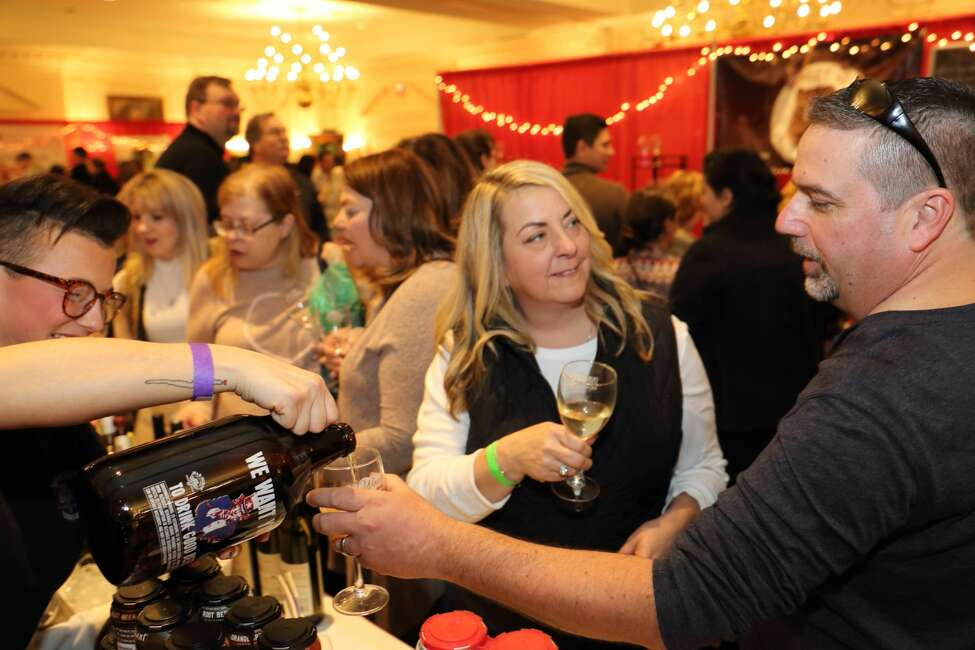 Were you Seen at the 3rd Annual Albany Wine & Chocolate Festival at the Desmond Hotel in Albany on Saturday, March 2, 2019?