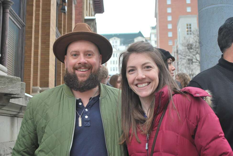 Were you Seen at the Mumford and Sons concert at Times Union Center in Albany on March 2, 2019?