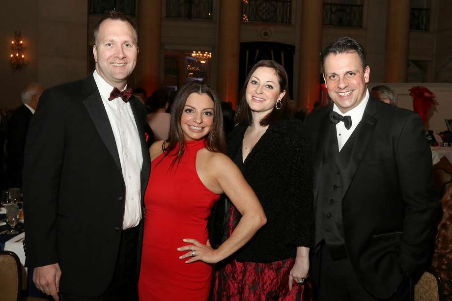 Were you Seen at the 36th Annual  Capital Region Heart Ball, to benefit the American Heart Association, at the  Hall of Springs inSaratoga Springson Saturday, March 2, 2019 Photo: Joe Putrock/Special To The Times Union
