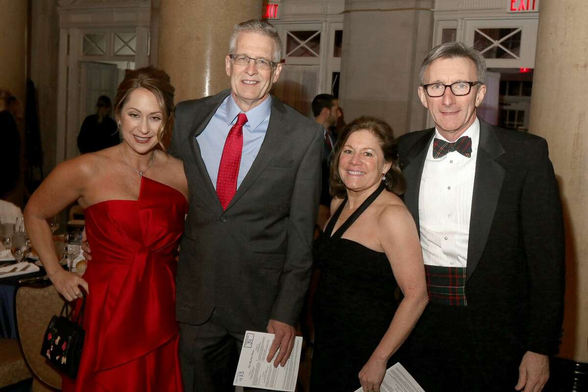 Were you Seen at the 36th Annual Capital Region Heart Ball, to benefit the American Heart Association, at the Hall of Springs inSaratoga Springson Saturday, March 2, 2019