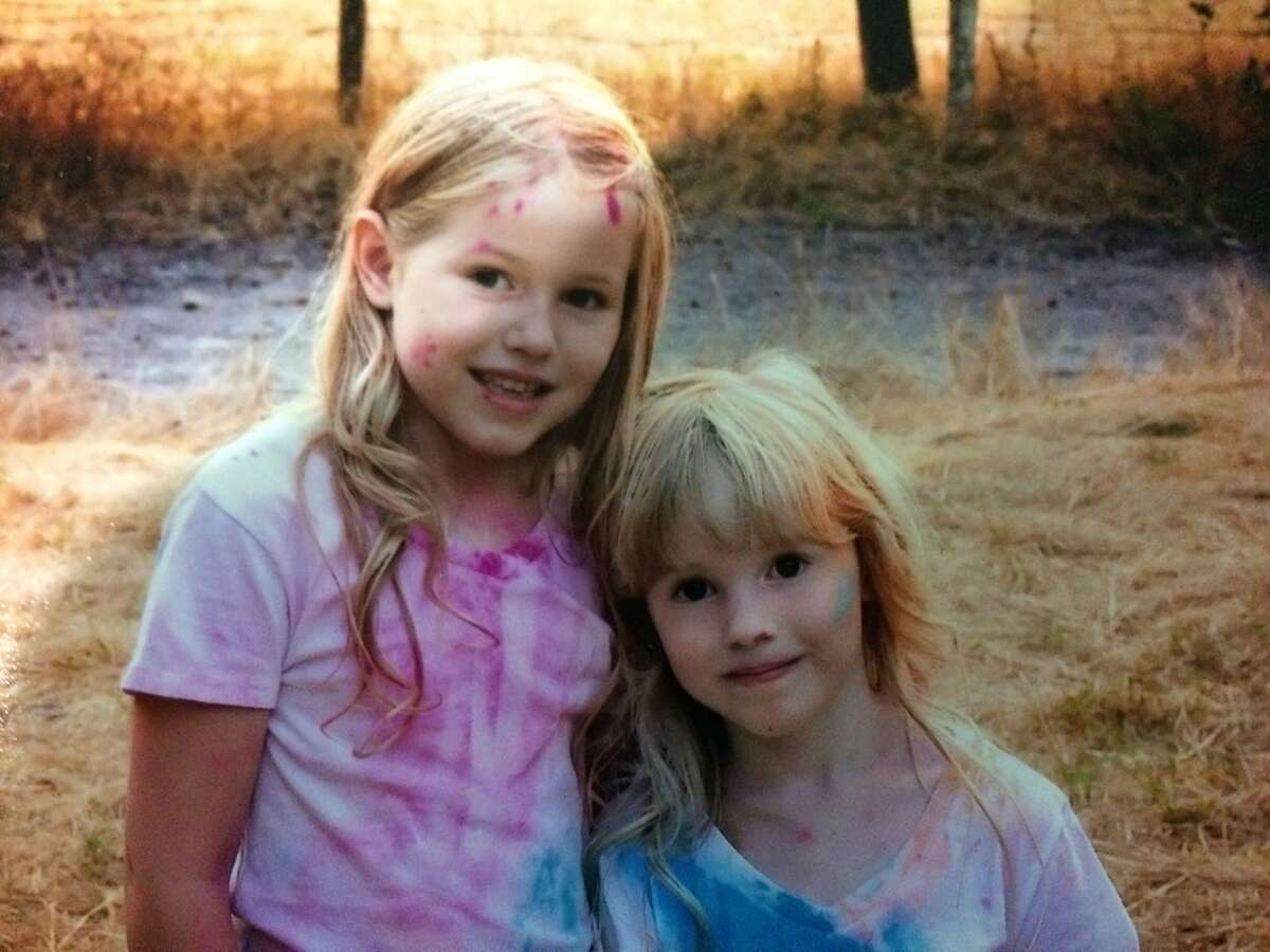 Caroline Carrico, 5, and Leia Carrico, 8, are missing in a wooded area of Humboldt County.