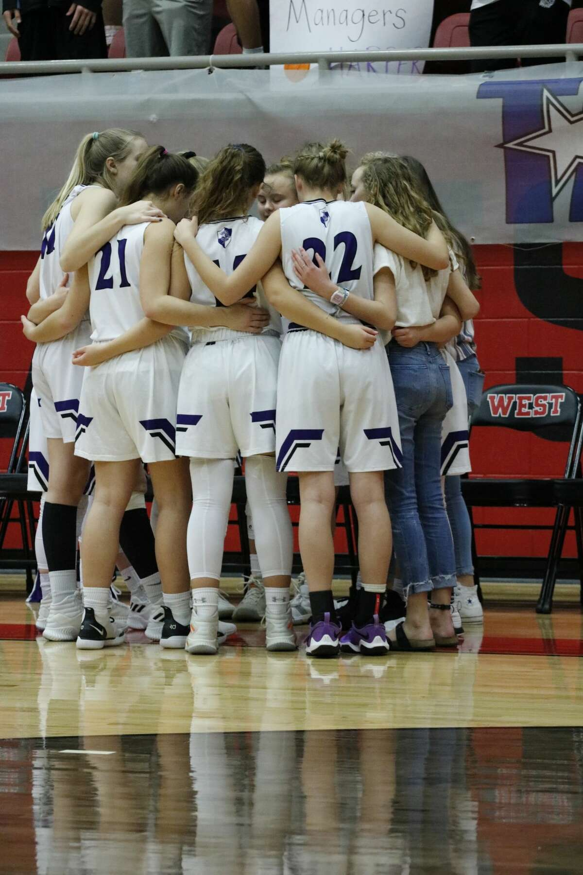 The MCA girls basketball team defeateddefeated Beaumont Legacy Christian, 72-47,in theTAPPS 3A state championship Saturday morning at West High School.