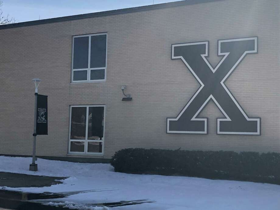 Xavier High School recently named Matt Martorelli as its new athletic director. Photo: Paul Augeri / For Hearst Connecticut Media