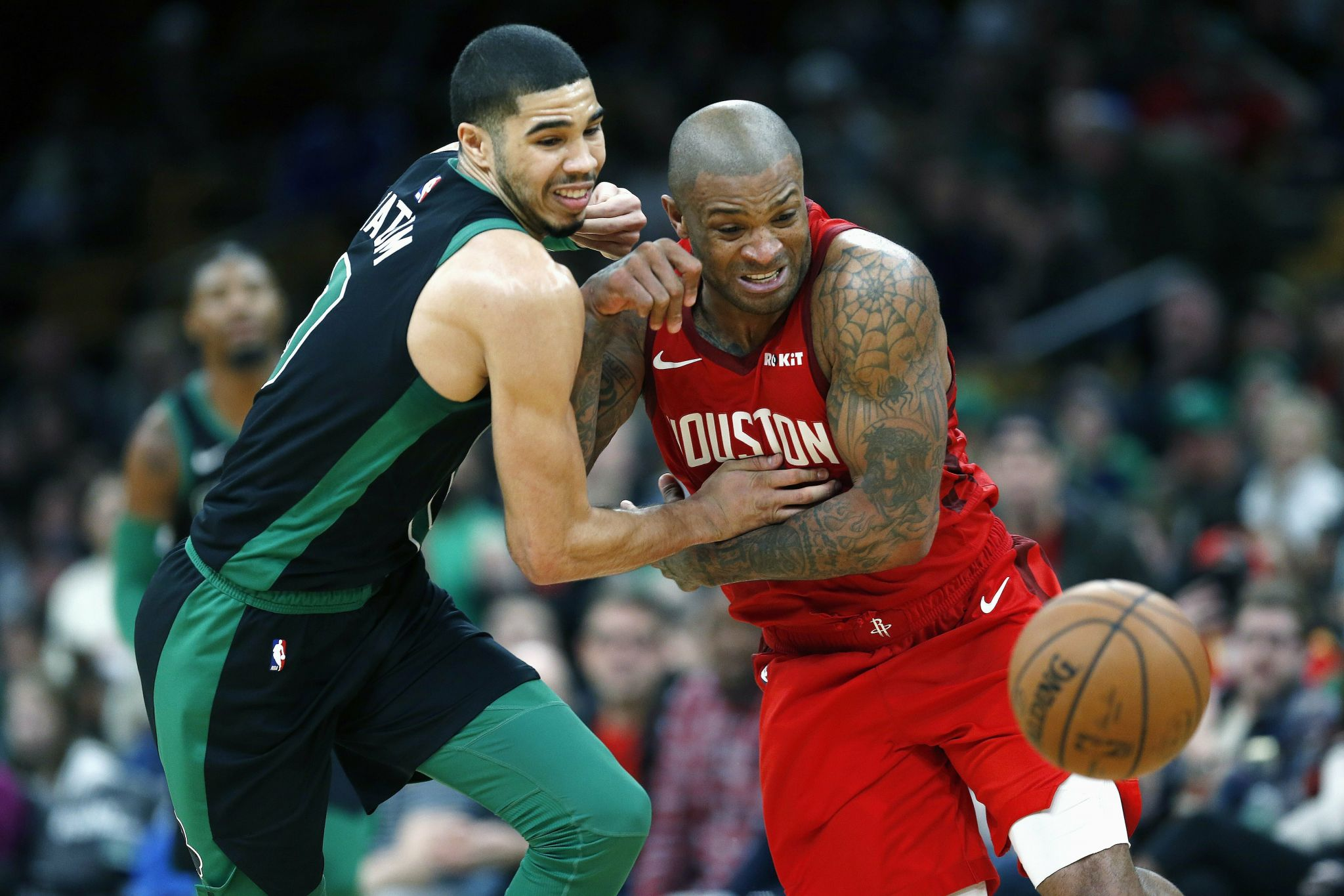 Scouting report: Celtics at Rockets