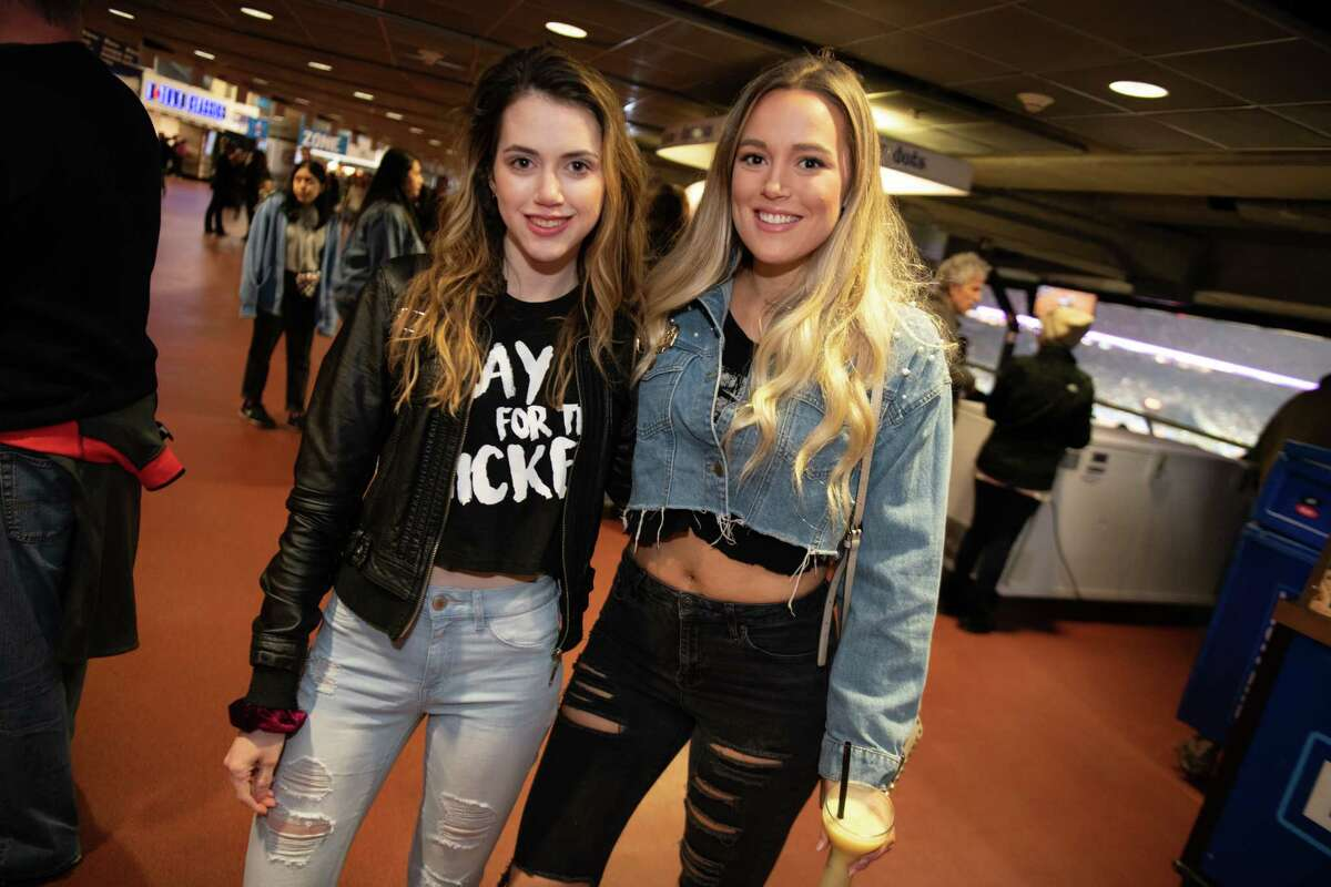 Fans at NRG Stadium to see Panic! At the Disco on Sunday, March 3, 2019