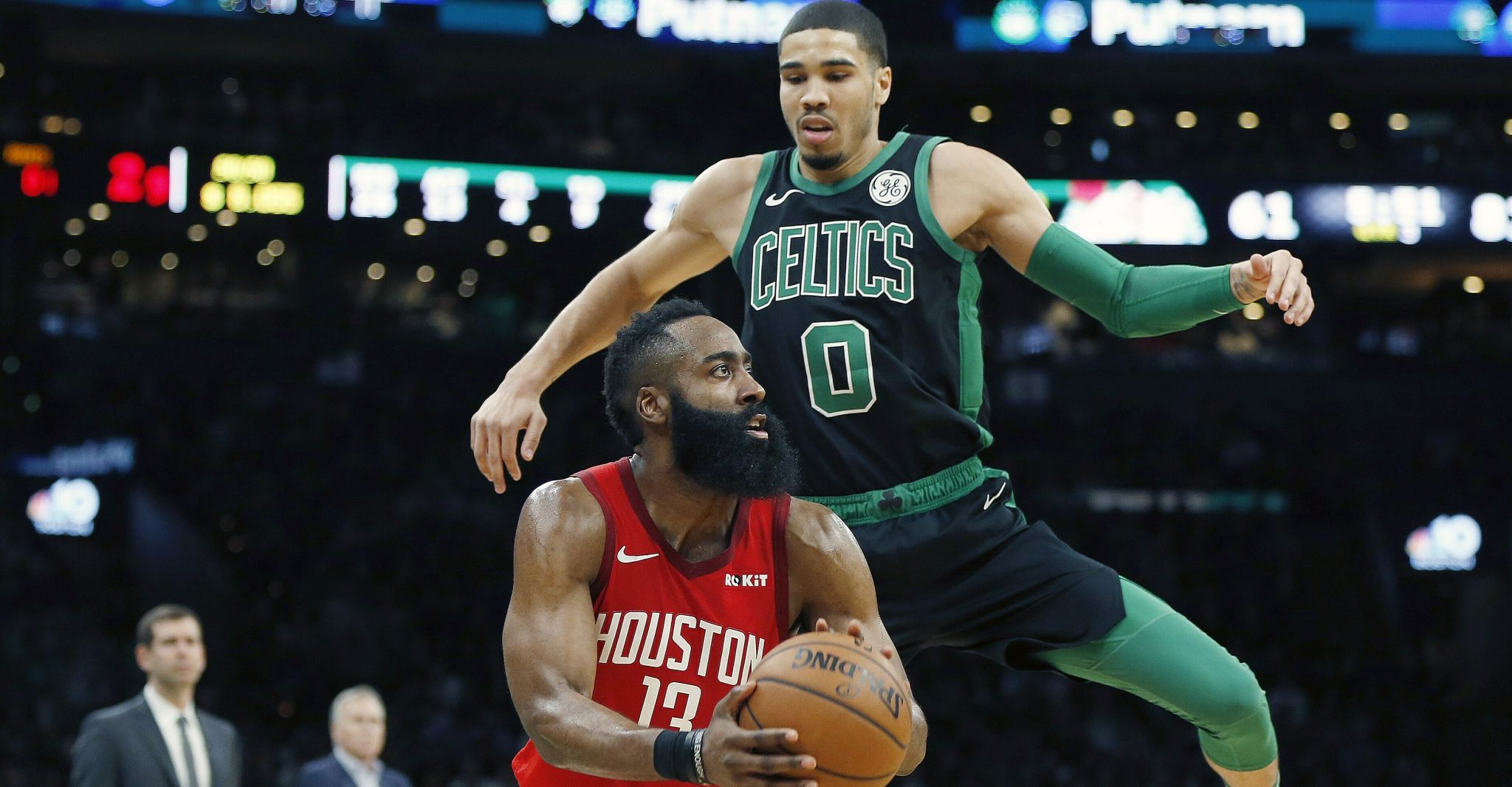 Rockets enjoy another 3-for-all in win over Celtics - HoustonChronicle.com d6d89d4a7