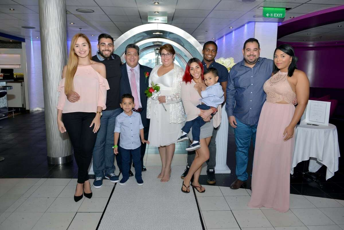 picture of the Pereira family.