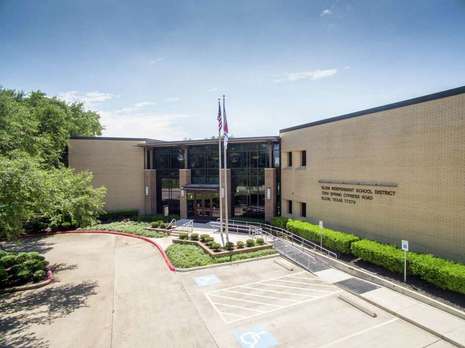 The Klein Independent School District holds regular school board meetings in the Klein ISD Central Office on Spring Cypress Road. Photo: Courtesy Of Klein ISD / Klein ISD