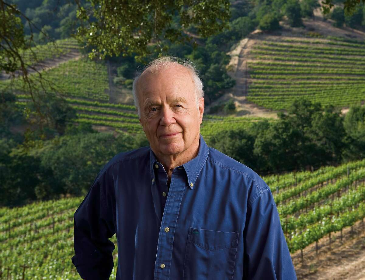 John Shafer, founder of Shafer Vineyards, died on March 2, 2019 at age 94.