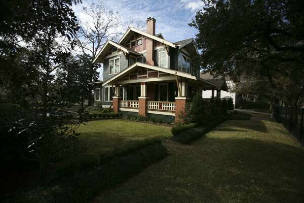 A recently renovated four-bedroom house from the early 1900's in Eastwood just sold for more than a half million dollars, breaking new ground in this transitional neighborhood. (Thursday, Jan. 3, 2008, in Houston. ( Steve Campbell / Chronicle)