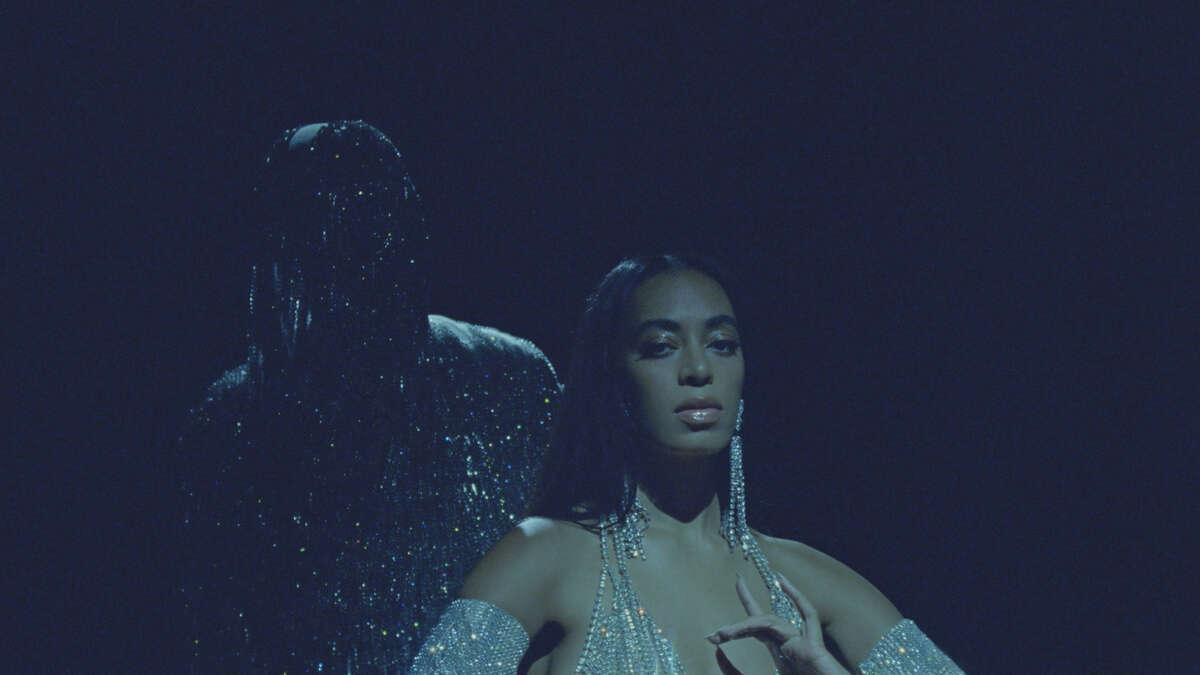 Visuals from When I Get Home by Solange.