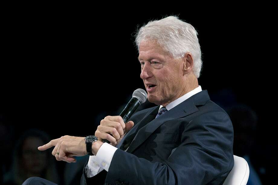 Former President Bill Clinton remains one of the most successful Democrats of the last half-century. Photo: Mark Lennihan / Associated Press 2018