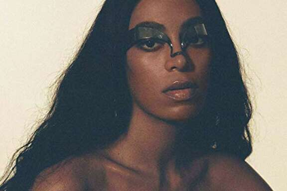 "Solange's new record ""When I Get Home"" came out Friday with only a few days' warning."