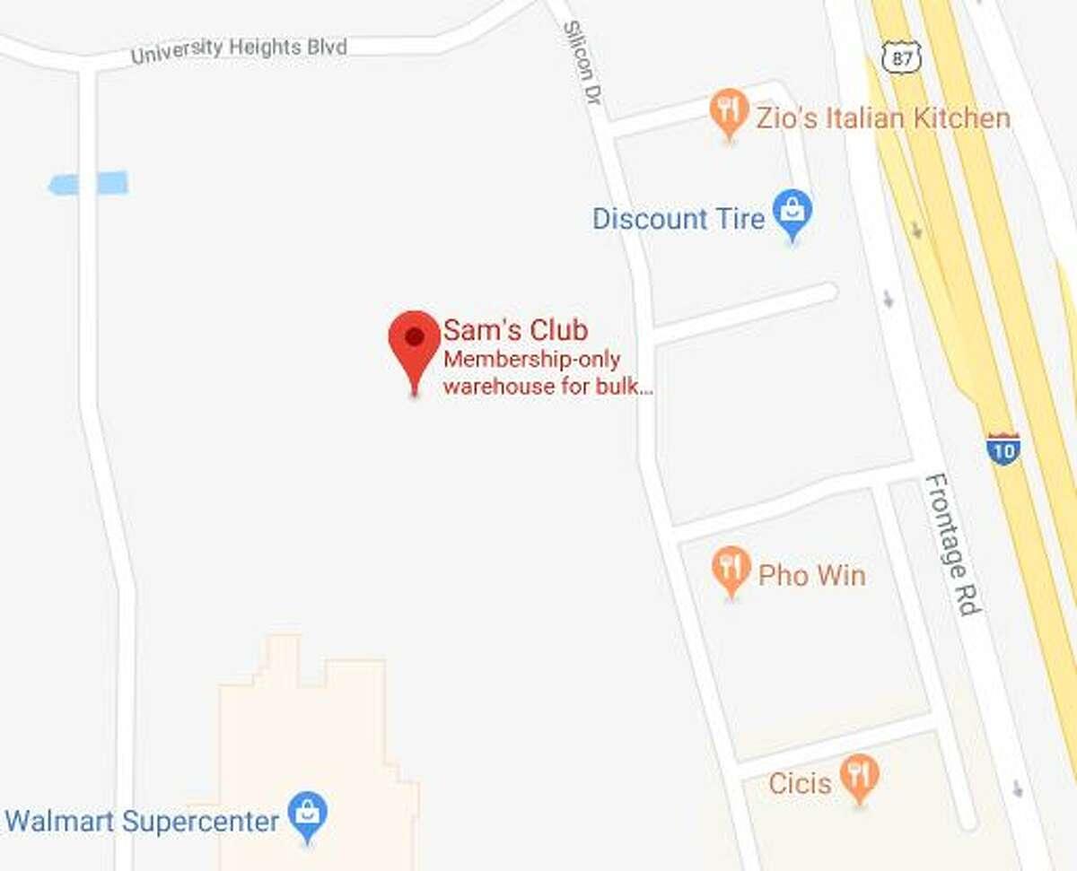 5565 De Zavala Road Sam's Club #6262 Date: 02/14/2019 Snowfox Sushi Date: 02/14/2019