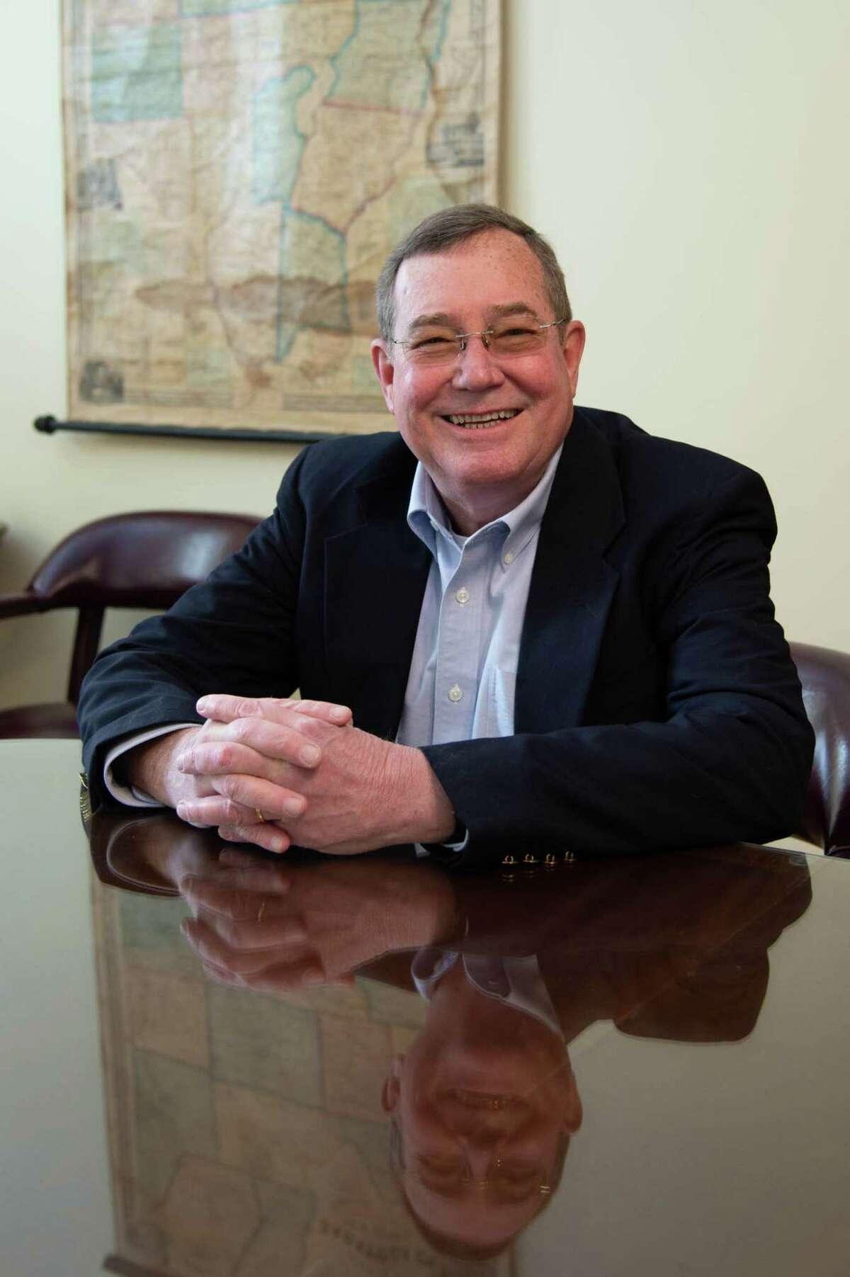 Mayor of Ballston Spa Larry Woolbright.