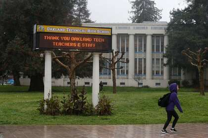 Layoff notices will go to hundreds of Oakland school workers to trim