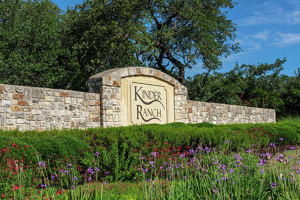 Developer: Denton Communities  Community: Kinder Ranch  Address: 1521 Kinder Parkway, San Antonio, TX 78260