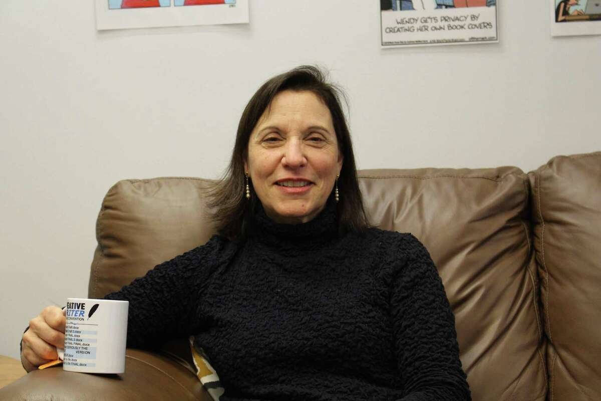 Carol Dannhauser, Co-founder of the Fairfield County Story Lab