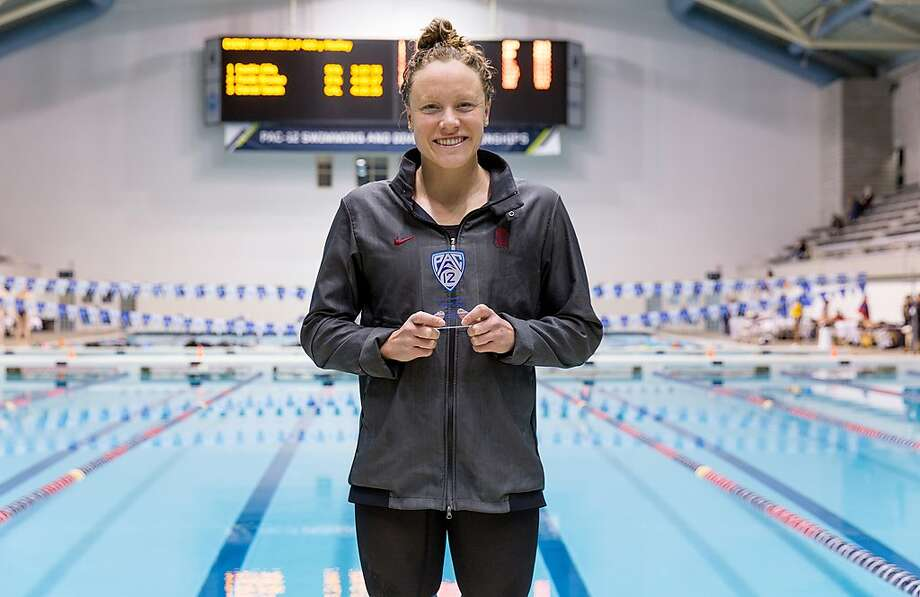Stanford senior Ella Eastin will try to help the Cardinal to their third straight national championship March 20-23 in Austin, Texas. Photo: Stanford Athletics