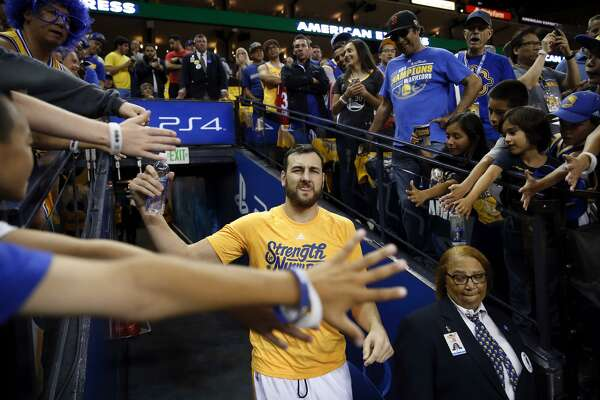 6db7c903e24 Warriors poised for reunion with Andrew Bogut - SFChronicle.com