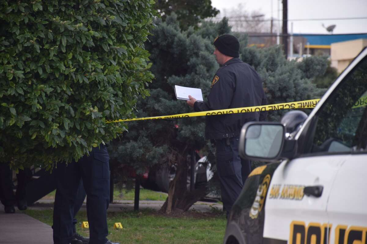 A man was shot in the arm during an argument around 8:40 a.m. Tuesday, March 5, 2019, at an apartment complex on the 4600 block of Pecan Valley Drive in San Antonio, police said.