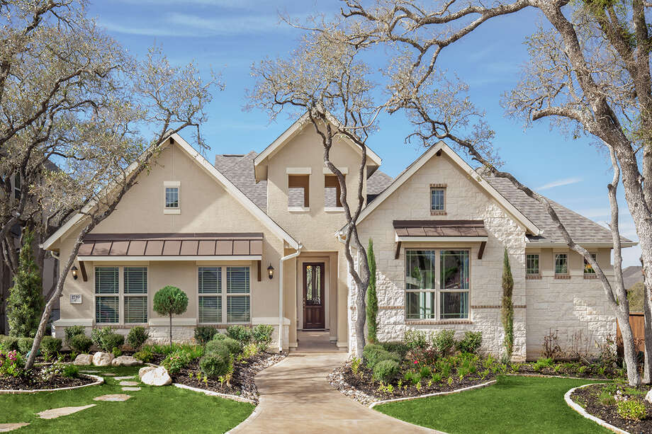 Builder: Coventry Homes Address: 1739 Roaring Fork, San Antonio, TX 78260 Price: 350,000  Photo: Coventry Homes