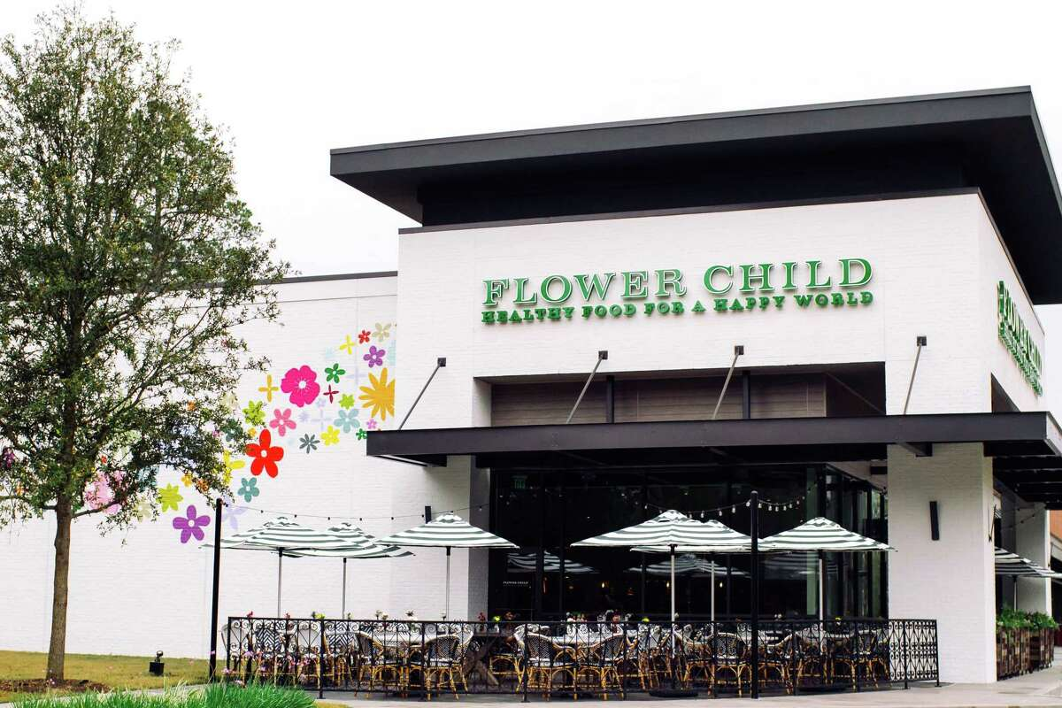 Flower Child, the healthy, fast-casual restaurant brand, will open in The Woodlands on March 6 at 1900 Lake Woodlands Dr.