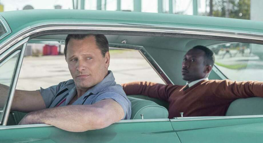 "Viggo Mortensen and Oscar winner Mahershala Ali in ""Green Book."" Photo: Universal Pictures / Chicago Tribune"
