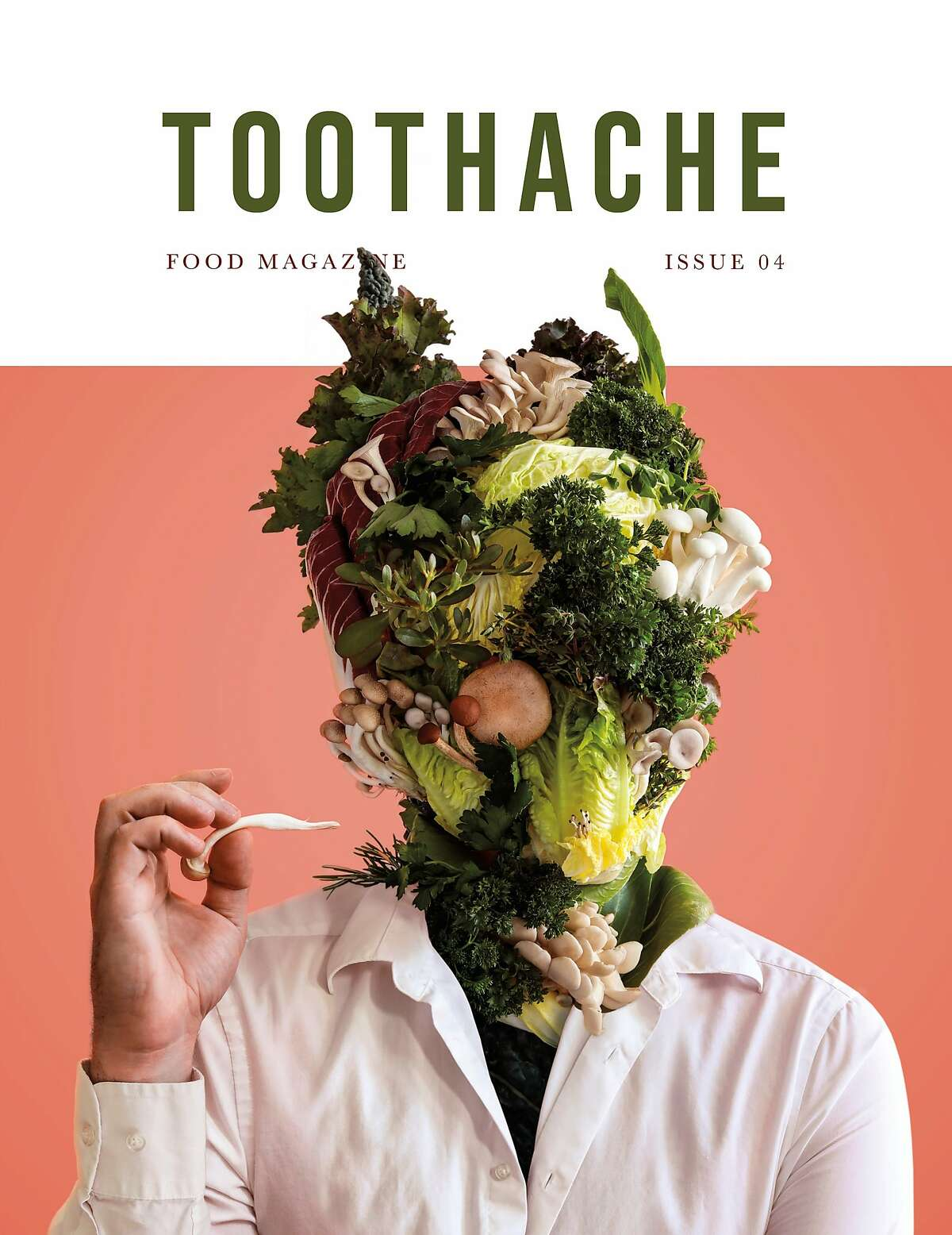 Toothache, produced by the San Francisco-based pastry chef Nick Muncy, is a food magazine made by and for chefs.