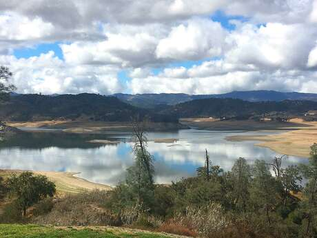 In January of 2019, Lake Nacimiento in San Luis Obispo County was 11 percent full
