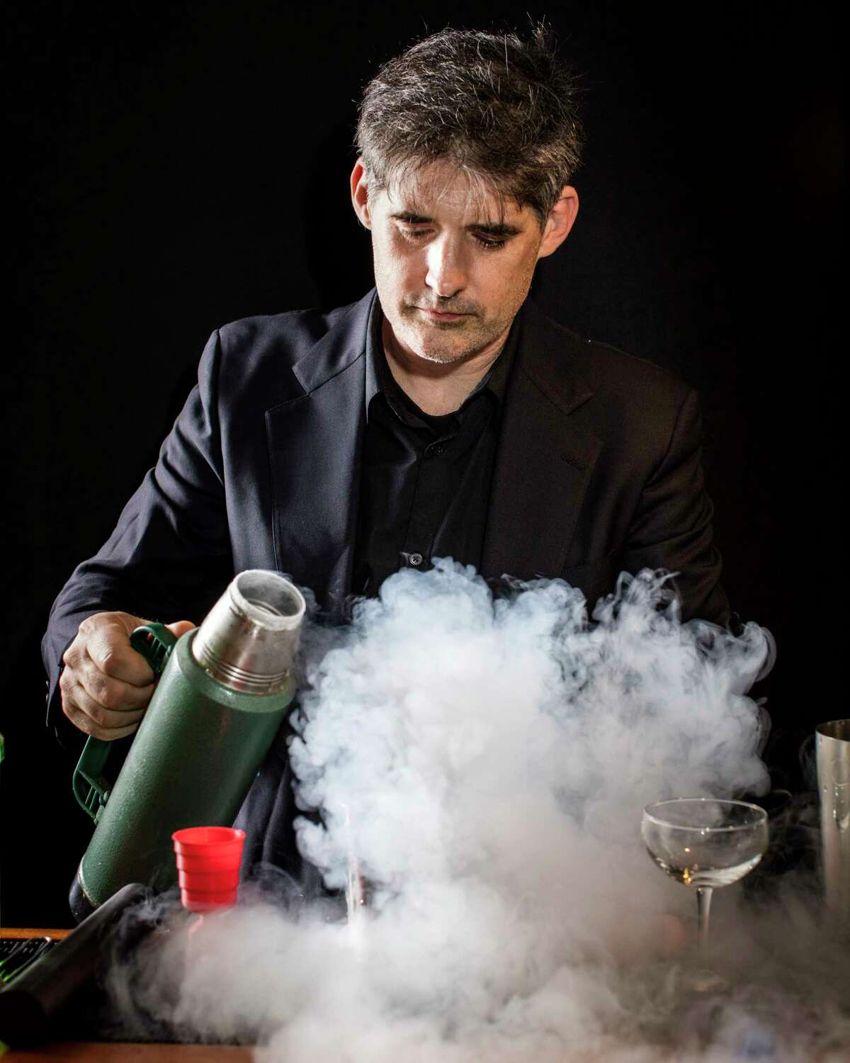 Dave Arnold from the bar Existing Conditions in New York will host the Bar Takeover with Dave Arnold At UB Preserv on April 17 as part of Southern Smoke Spring.