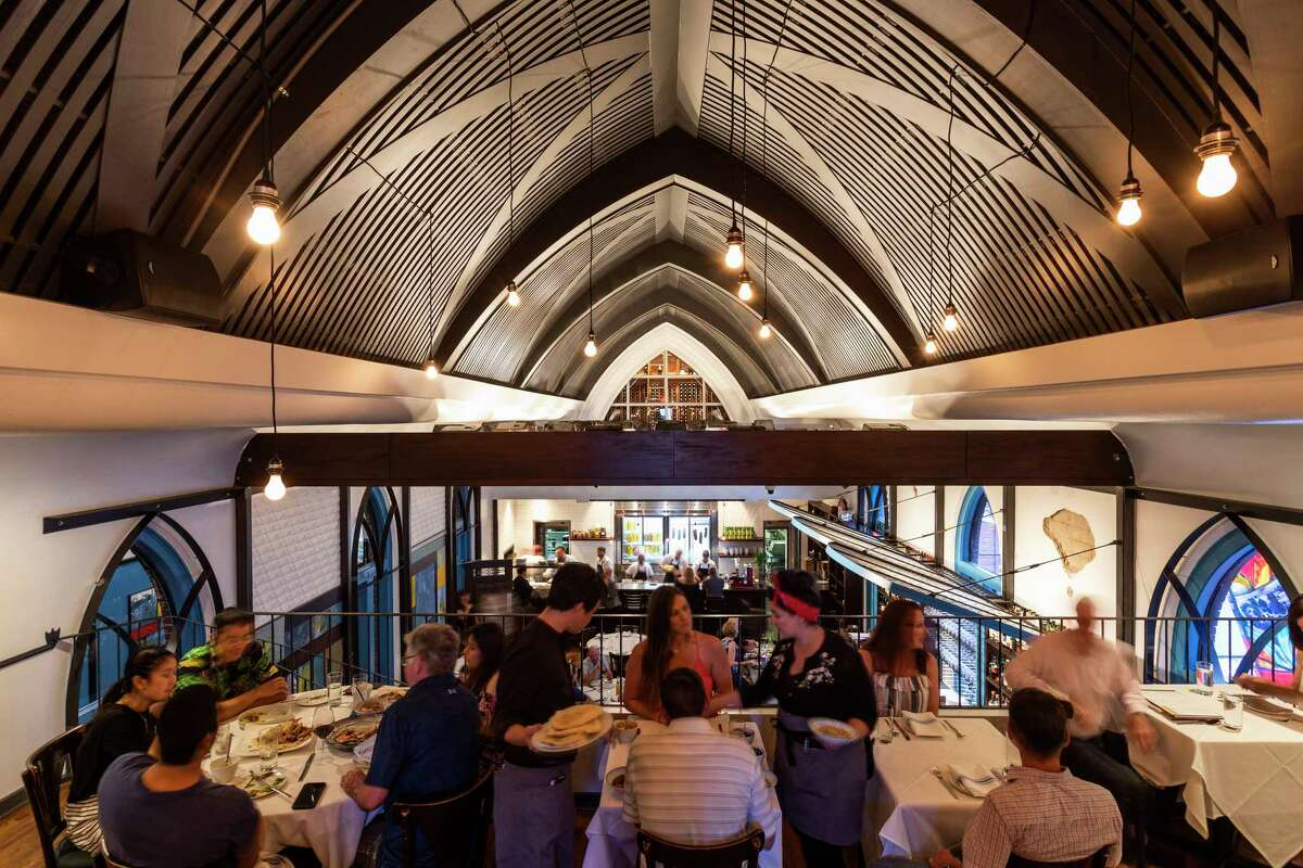 One Fifth Mediterranean will host a dinner on April 18 as part of Southern Smoke Spring.