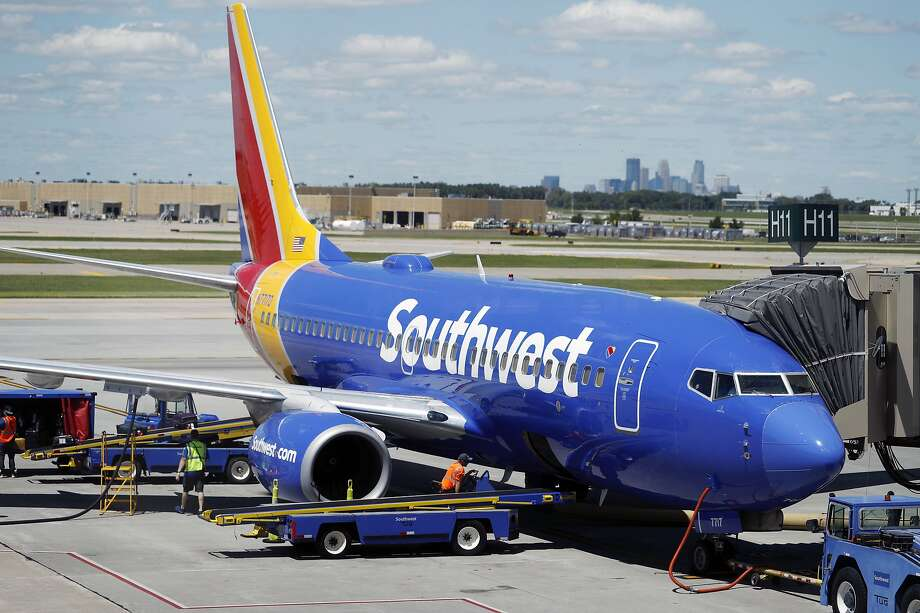 Southwest Airlines is having a sale for flights booked out of Bay Area airports as low as $29 on non-stop, one-way flights.  Photo: David Zalubowski, Associated Press