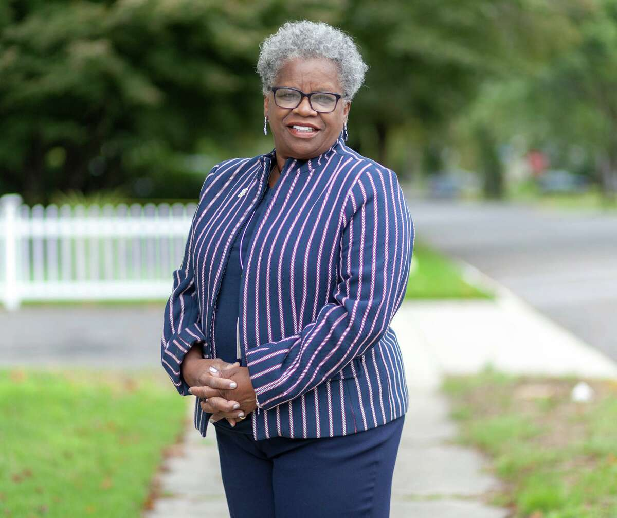 State Sen. Marilyn Moore, who will launch a write-in campaign for Bridgeport mayor.