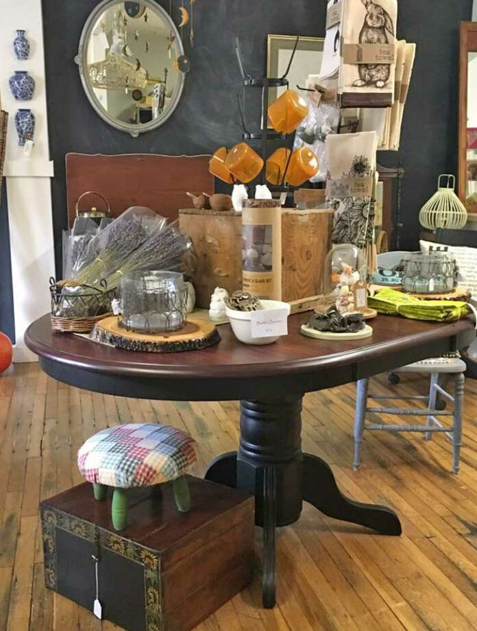Rebecca Christine's Consignment Boutique features home decor as well as fashion items. Photo: Photo Courtesy Of Rebecca Christine's Consignment Boutique