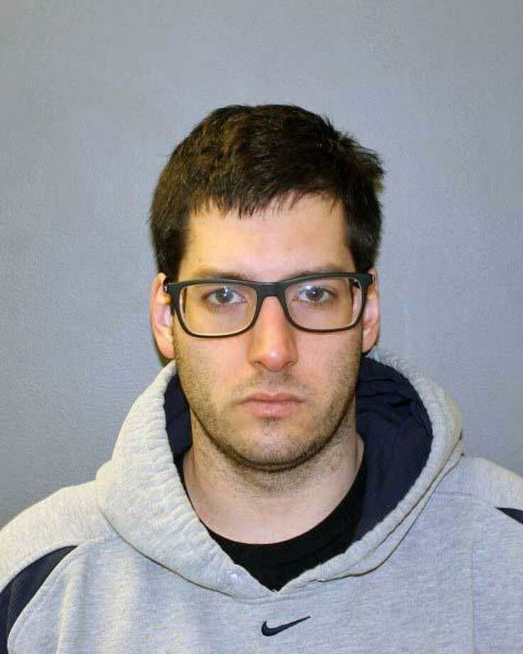 Kyle Manny, 30, of Paradise Avenue in Hamden, Conn., was charged with possession of marijuana and possession of over one kilogram or marijuana with the intent to sell. Photo: Contributed Photo / Hamden Police Department / Contributed Photo / Connecticut Post Contributed
