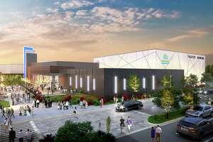 Renderings show Santikos Entertainment's planned entertainment complex in Cibolo.
