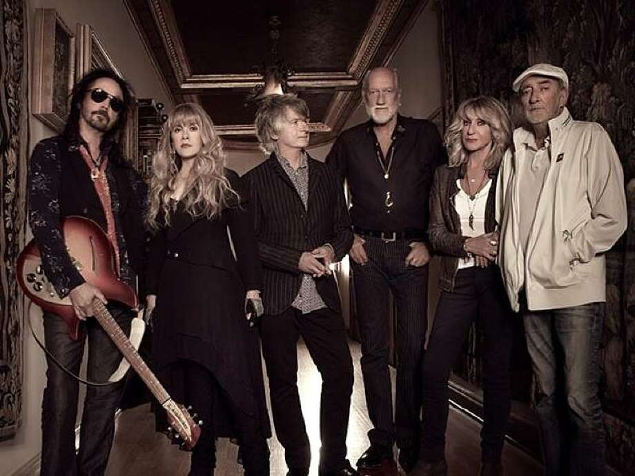 "Fleetwood Mac is set to perform ""live"" in concert at the XL Center in Hartford March 15. The touring group includes Stevie Nicks, Christine McVie, John McVie, Neil Finn, Mick Fleetwood and lead guitarist Mike Campbell of Tom Petty & the Heartbreakers. To purchase tickets, call 877-522-8499 or visit www.xlcenter.com Photo: Contributed Photo"