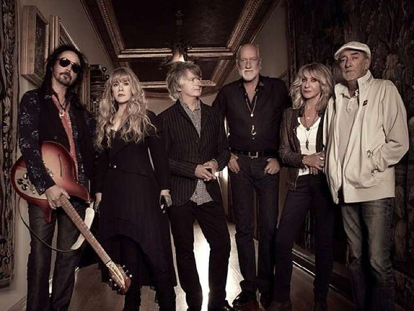 A revamped Fleetwood Mac continues their legendary career with a performance at Hartford's XL Center on Friday. Find out more.