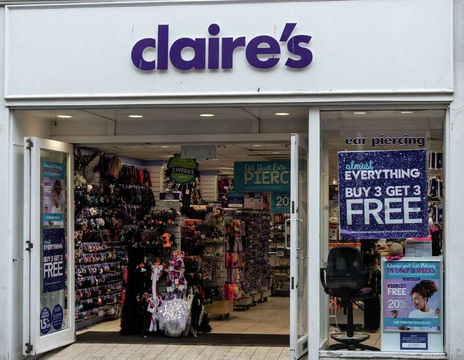 The Food and Drug Administration is warning consumers to not use certain cosmetic products sold by Claire's that contain asbestos.
