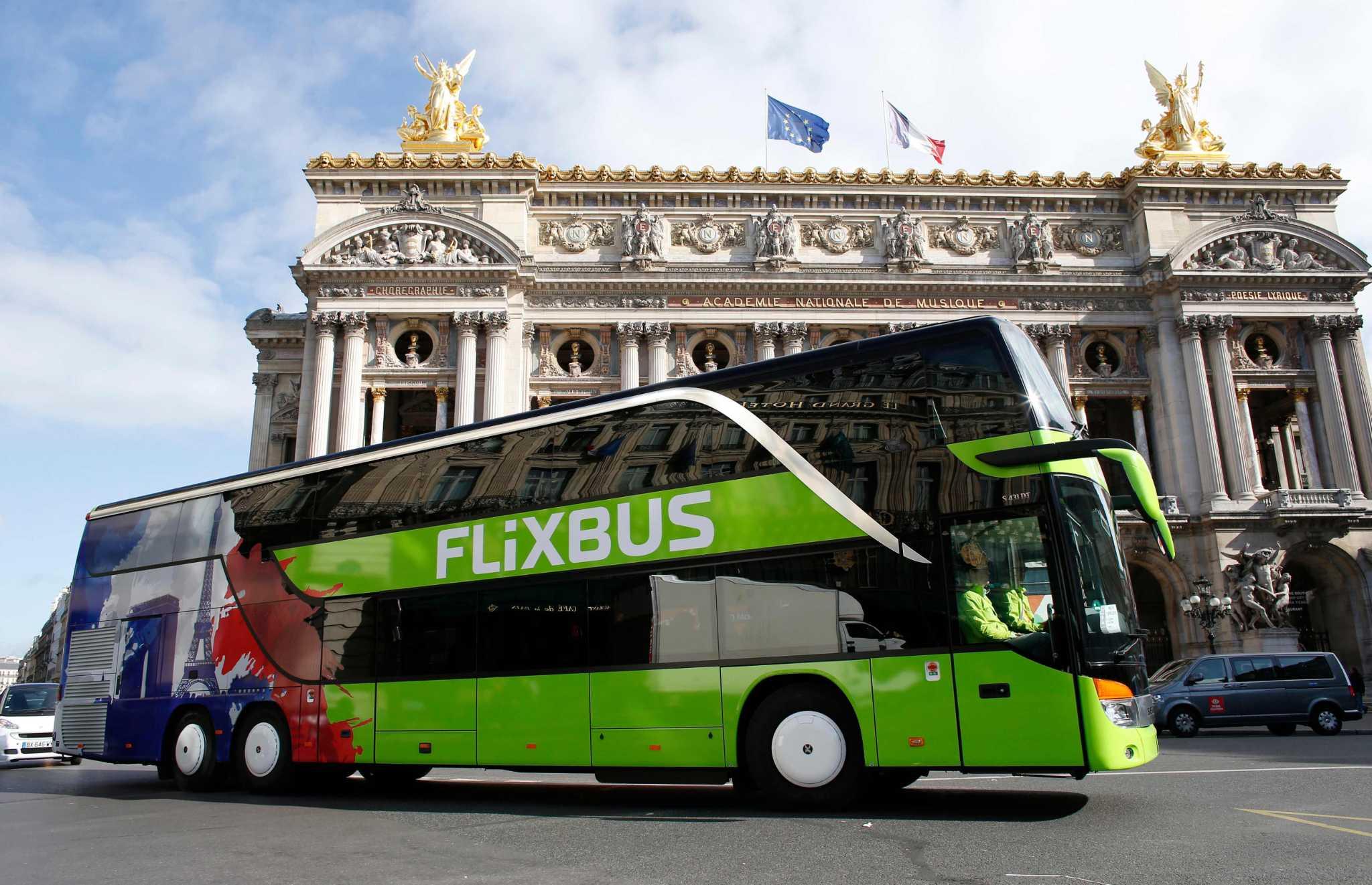 Flixbus The Latest Player In Gulf Coast Bus Service With Houston San Antonio Routes Houstonchronicle Com