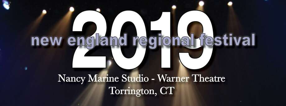 The Connecticut Community Theatre Association will present the 2019 New England Regional Theatre Festival - hosted by the Warner Theatre in the Warner's Nancy Marine Studio Theatre March 9, beginning at 1 p.m. Photo: Contributed Photo