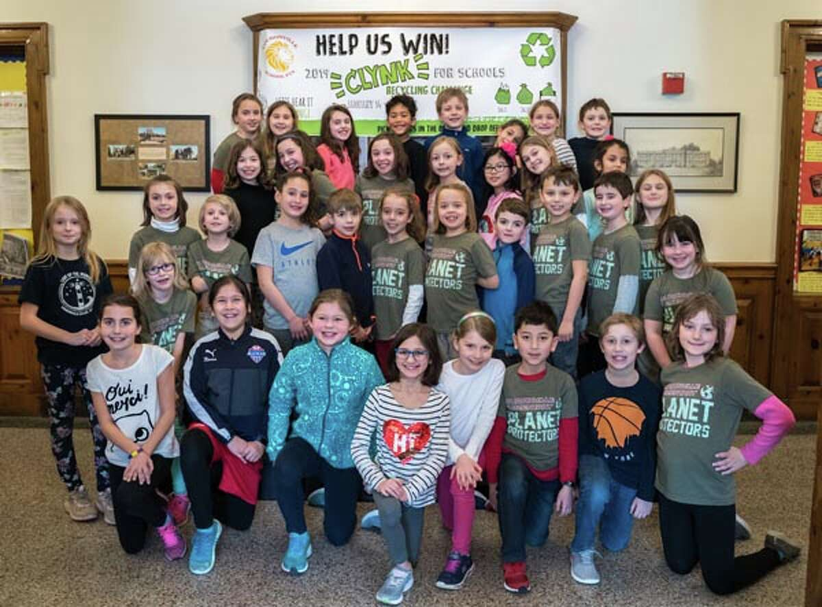 For the second year, the Loudonville (North Colonie) Elementary school community is going for the top spot in New York State's Clynk for Schools Recycling Challenge, which runs until March 22. For every $1 raised, schools receive an added 50-cent match from Hannaford supermarkets and the chance to compete for other cash prizes. The school's Planet Protectors club conduct a returnable container drive at the school at 349 Osborne Road from 9 a.m. to noon this Saturday.