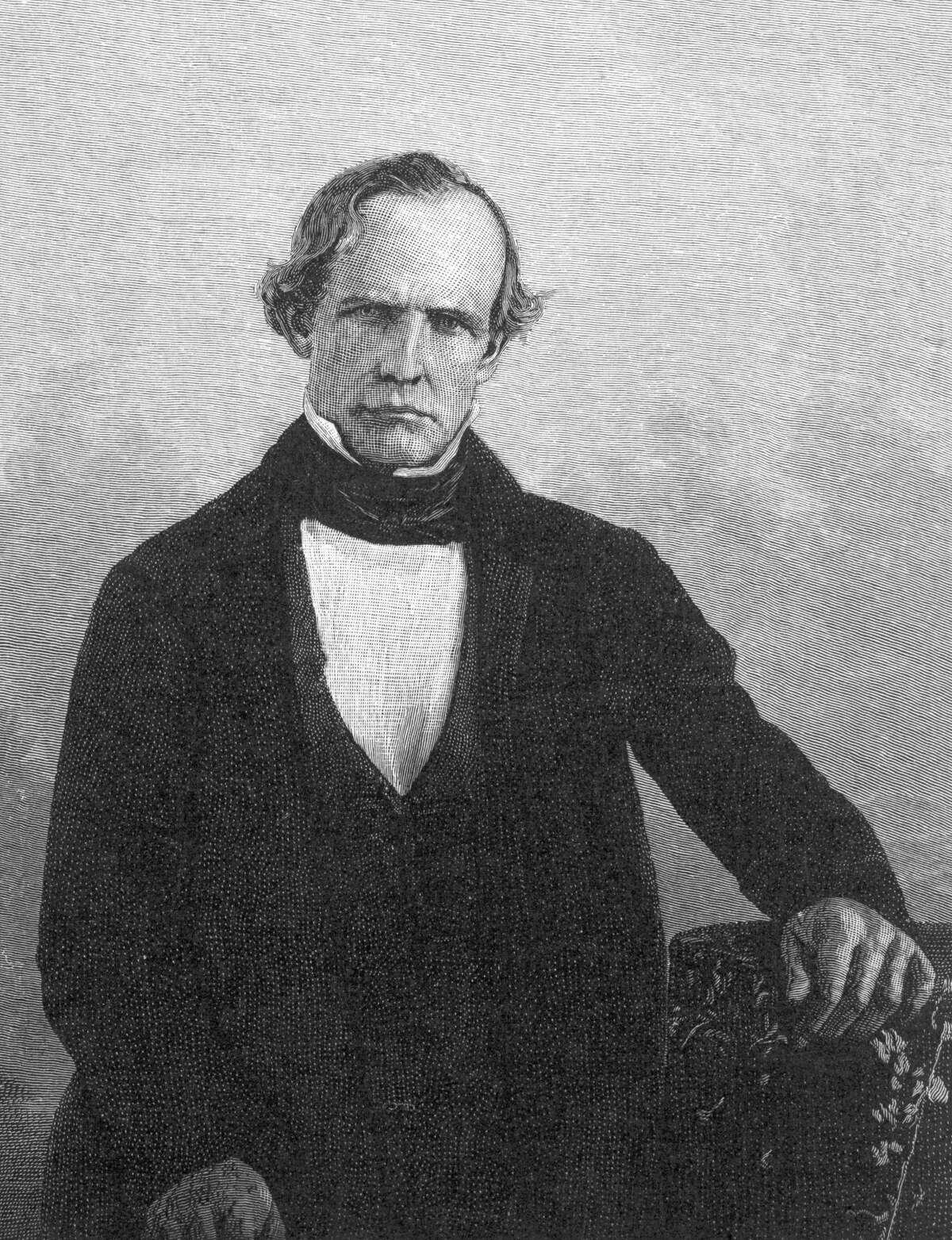 Peter H. Burnett, first Governor of California.