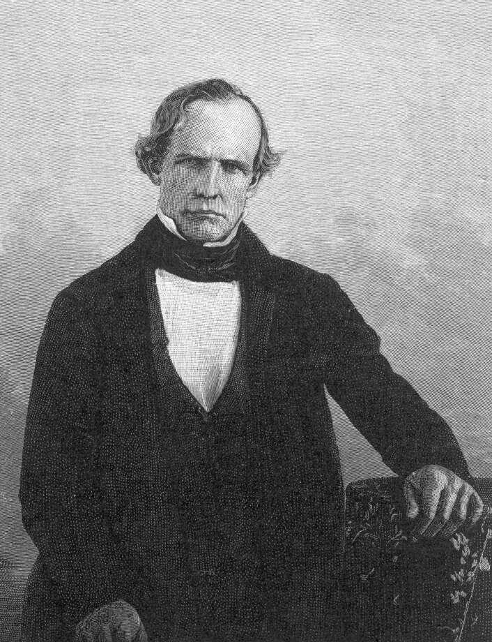 Peter H. Burnett, first Governor of California. Photo: Bettmann/Bettmann Archive
