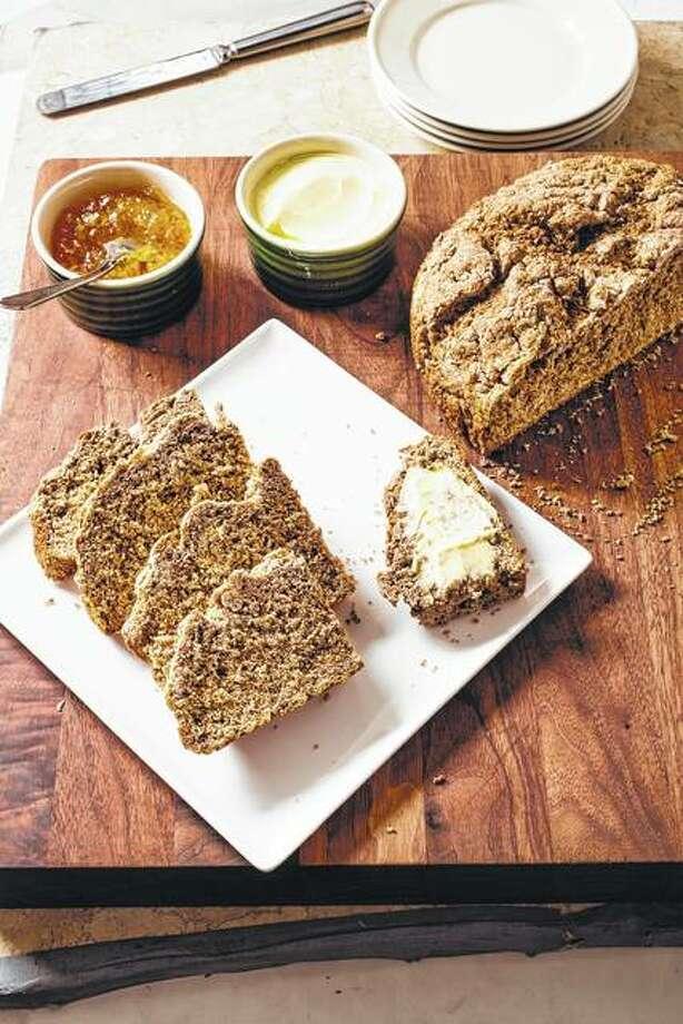 Irish brown soda bread is both humble and versatile. Photo: Carl Tremblay | America's Test Kitchen Via AP